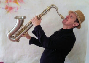Barry Farrell (IRL) – saxophone, guitar, vocals